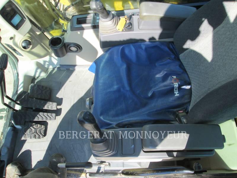 CATERPILLAR TRACK EXCAVATORS 312CL equipment  photo 13