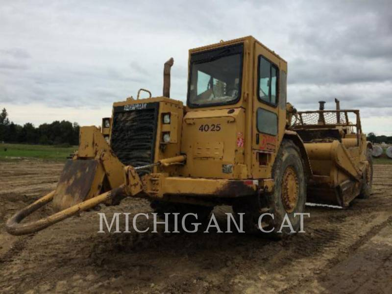 CATERPILLAR MOTOESCREPAS 627F equipment  photo 1