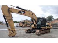 Equipment photo CATERPILLAR 329DL TRACK EXCAVATORS 1