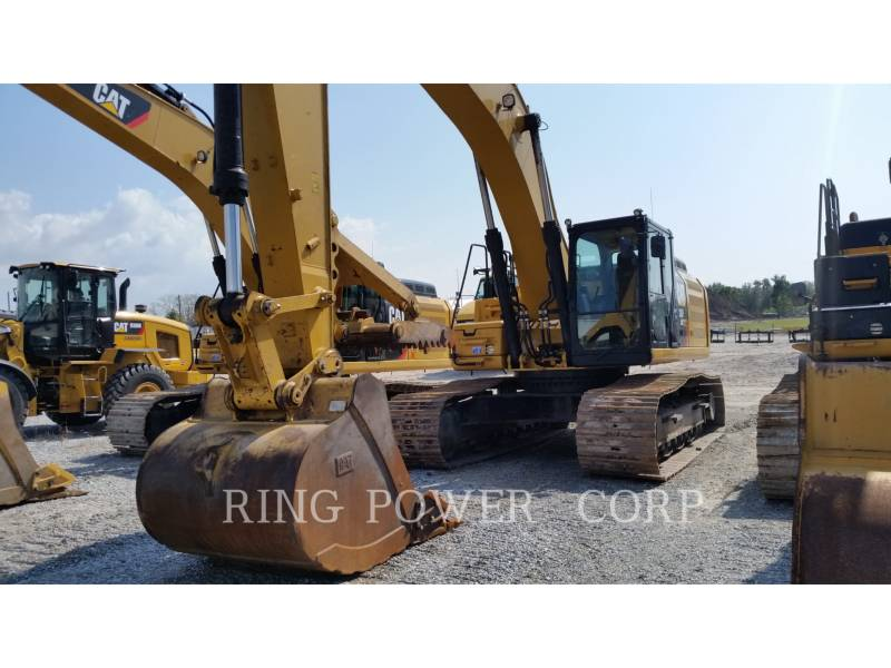 CATERPILLAR PELLES SUR CHAINES 336FL equipment  photo 1