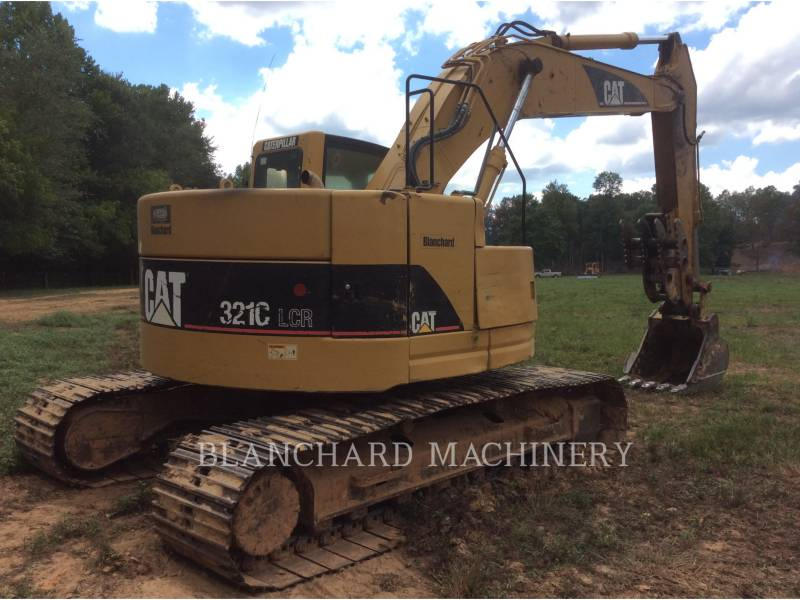 CATERPILLAR ESCAVATORI CINGOLATI 321CL equipment  photo 4