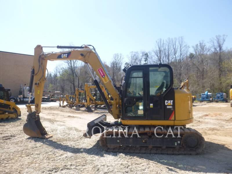 CATERPILLAR TRACK EXCAVATORS 308E2CR QC equipment  photo 2
