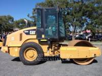 CATERPILLAR VIBRATORY SINGLE DRUM SMOOTH CS 44 equipment  photo 5
