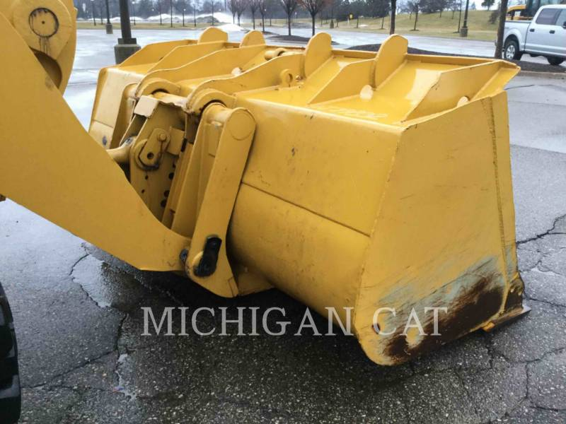 CATERPILLAR RADLADER/INDUSTRIE-RADLADER 962G equipment  photo 23