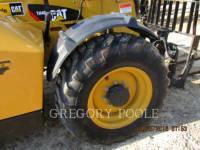 CATERPILLAR TELEHANDLER TH407 equipment  photo 6