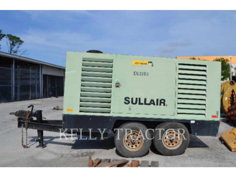 SULLAIR COMPRESSEUR A AIR 750HAFDTQ equipment  photo 1