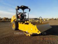 Equipment photo CATERPILLAR CP44B TRILLENDE ENKELE TROMMEL OPVULLING 1