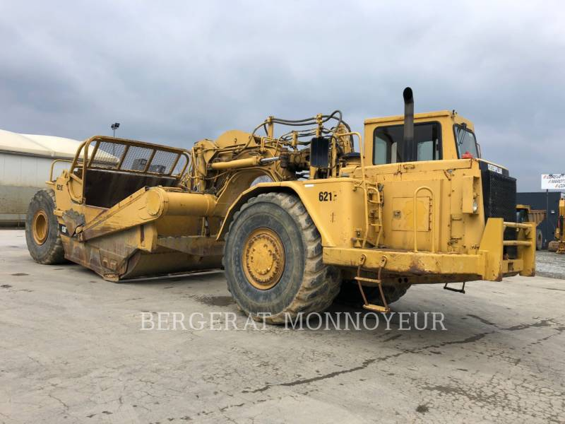 CATERPILLAR SCRAPER PER TRATTORI GOMMATI 621E equipment  photo 6