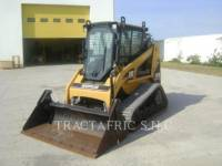Equipment photo CATERPILLAR 247B CHARGEURS TOUT TERRAIN 1