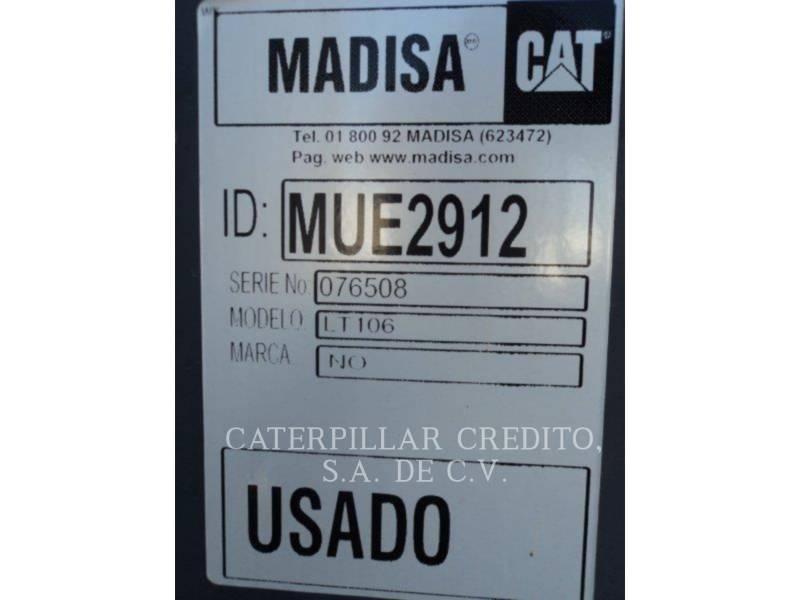 METSO CRUSHERS LT106 equipment  photo 3