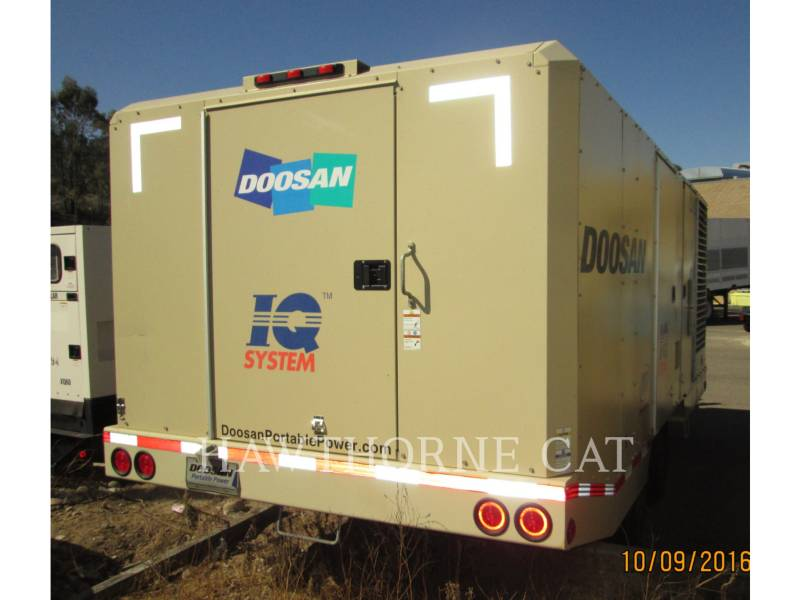 DOOSAN INFRACORE AMERICA CORP. COMPRESSEUR A AIR (OBS) HP1600WCU-FX-T3 equipment  photo 6