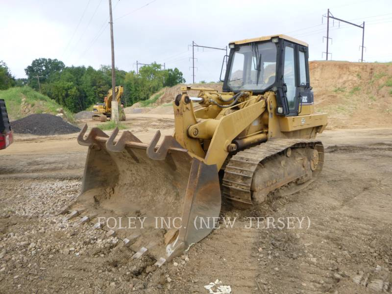 Caterpillar ÎNCĂRCĂTOARE CU ŞENILE 963CLGP equipment  photo 1