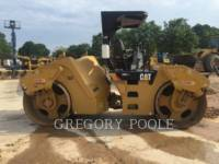 CATERPILLAR VIBRATORY DOUBLE DRUM ASPHALT CB-54 equipment  photo 3