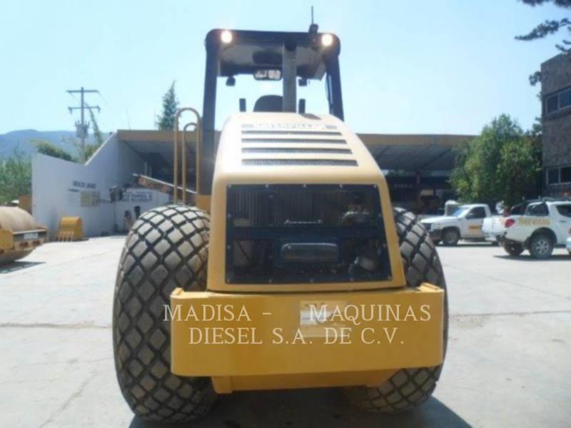 CATERPILLAR COMPACTEURS CS-533E equipment  photo 4