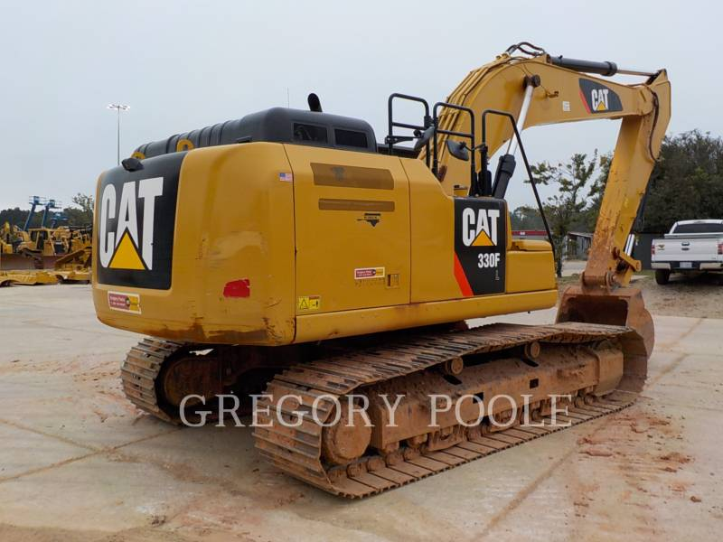 CATERPILLAR ESCAVATORI CINGOLATI 330FL equipment  photo 10