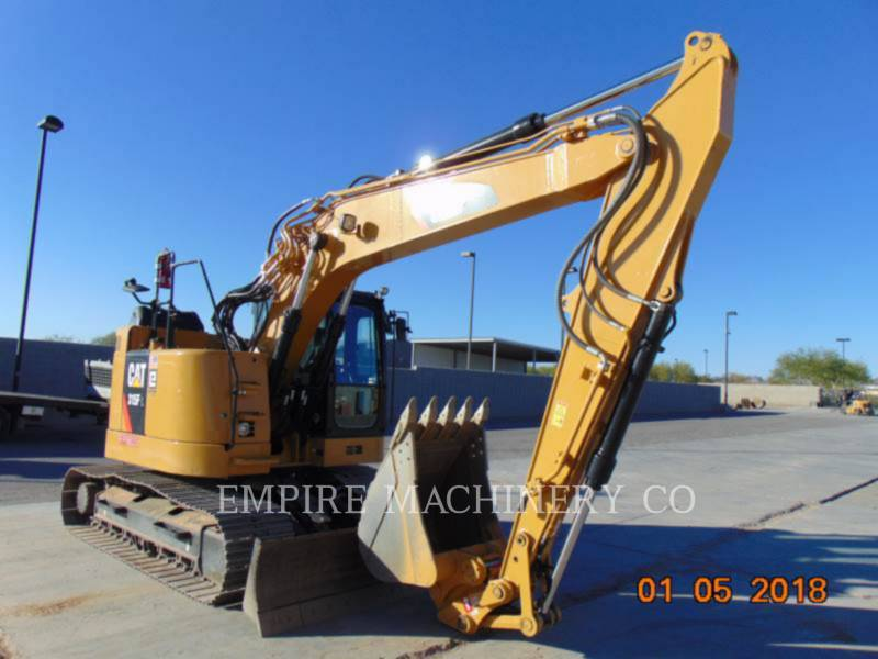 CATERPILLAR PELLES SUR CHAINES 315FL    P equipment  photo 1