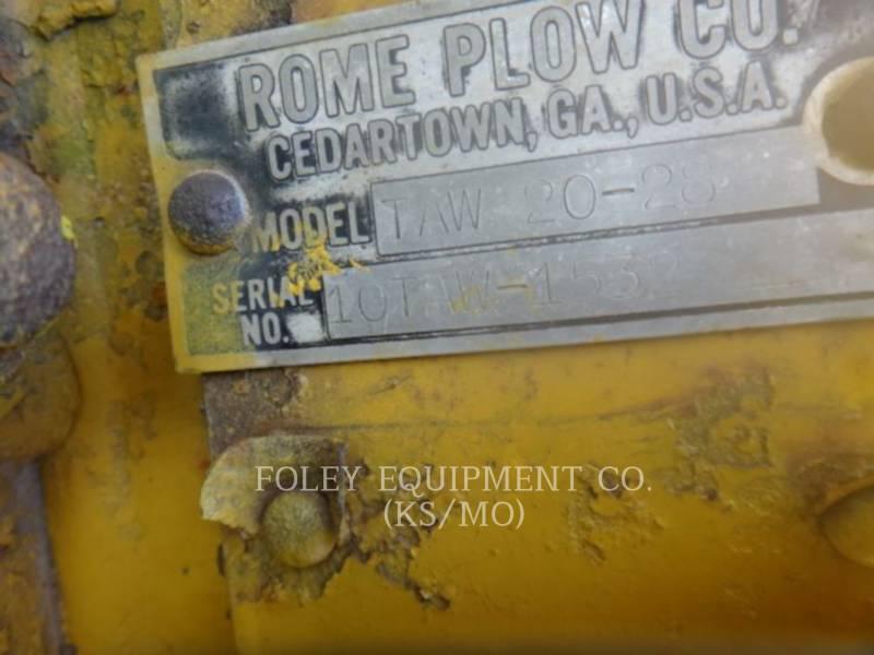 ROME INDUSTRIES AG - SCHEIBENAUFREISSER TAW20-28 equipment  photo 6
