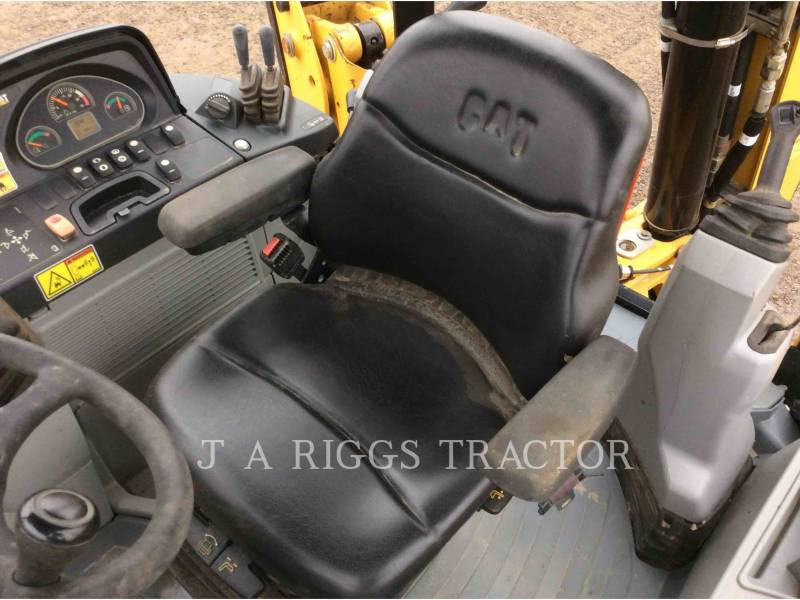 CATERPILLAR BACKHOE LOADERS 420F 4H equipment  photo 10