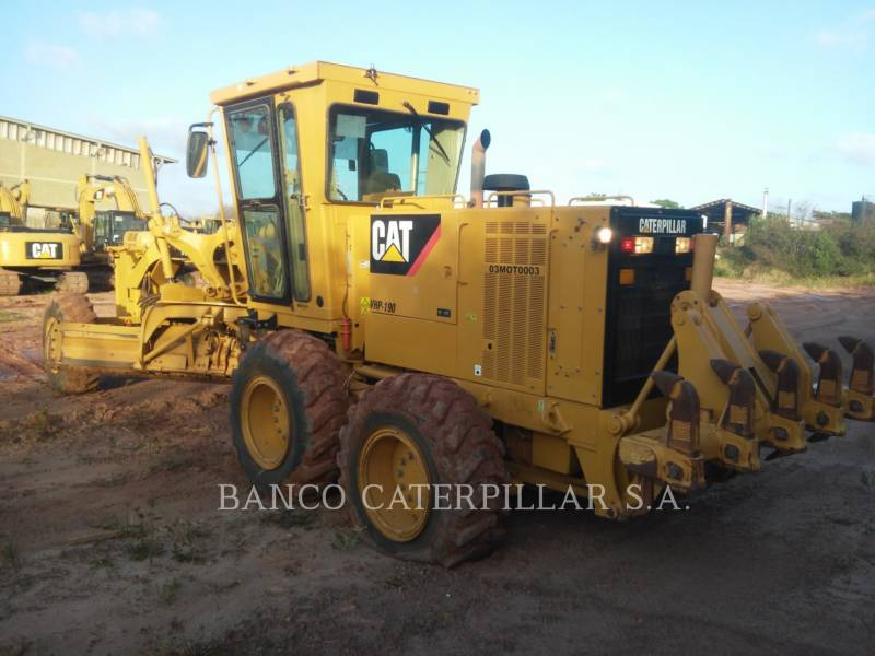 CATERPILLAR MOTOR GRADERS 140K equipment  photo 4