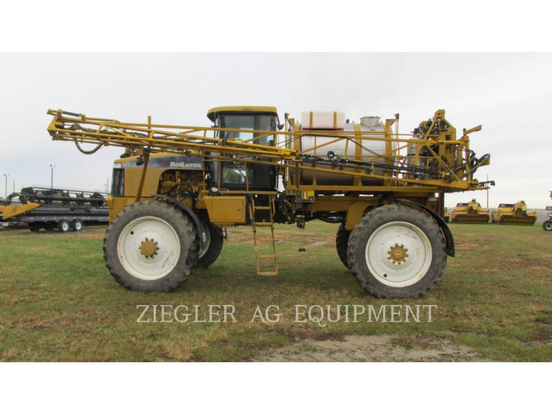 AG-CHEM SPRAYER 1286C equipment  photo 3