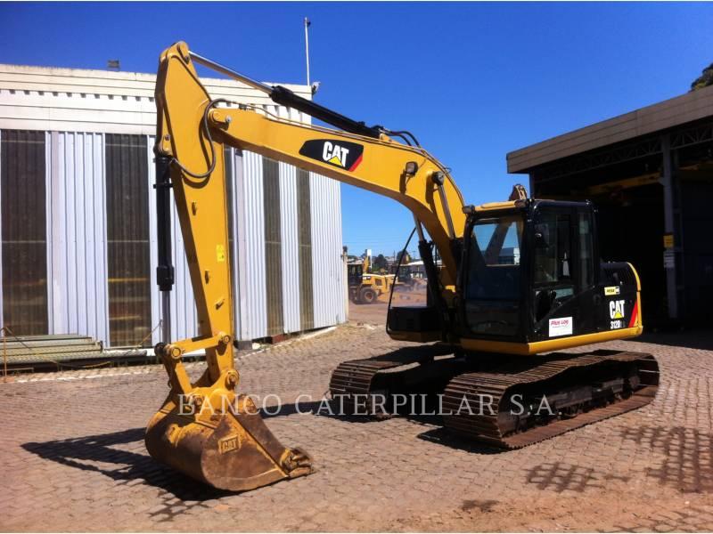 CATERPILLAR TRACK EXCAVATORS 312D2L equipment  photo 4