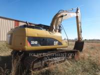 CATERPILLAR PELLES SUR CHAINES 324DL equipment  photo 3