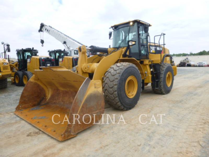 CATERPILLAR RADLADER/INDUSTRIE-RADLADER 966 M equipment  photo 6