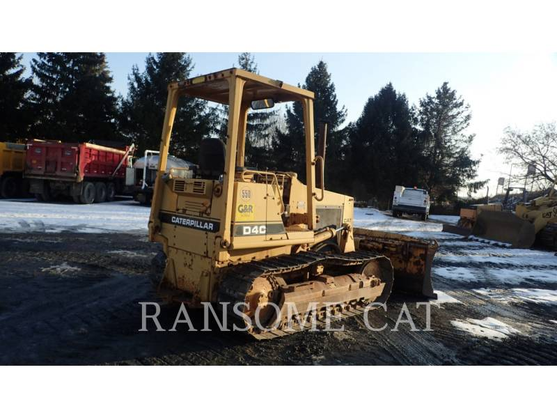 CATERPILLAR CIĄGNIKI GĄSIENICOWE D4C equipment  photo 4