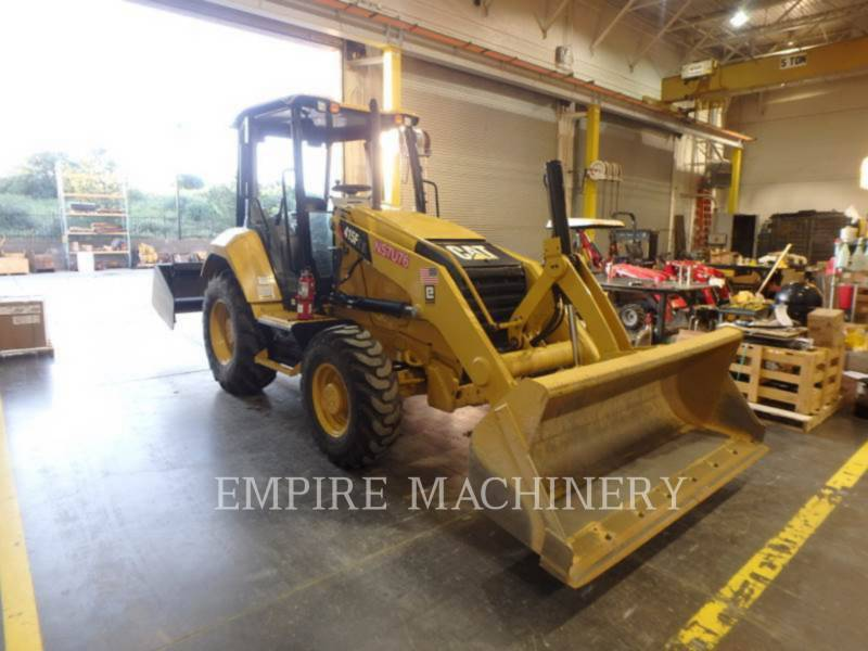 CATERPILLAR PALA INDUSTRIALE 415F2IL equipment  photo 1