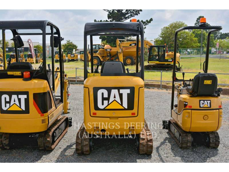 CATERPILLAR ESCAVATORI CINGOLATI 301.7D equipment  photo 5