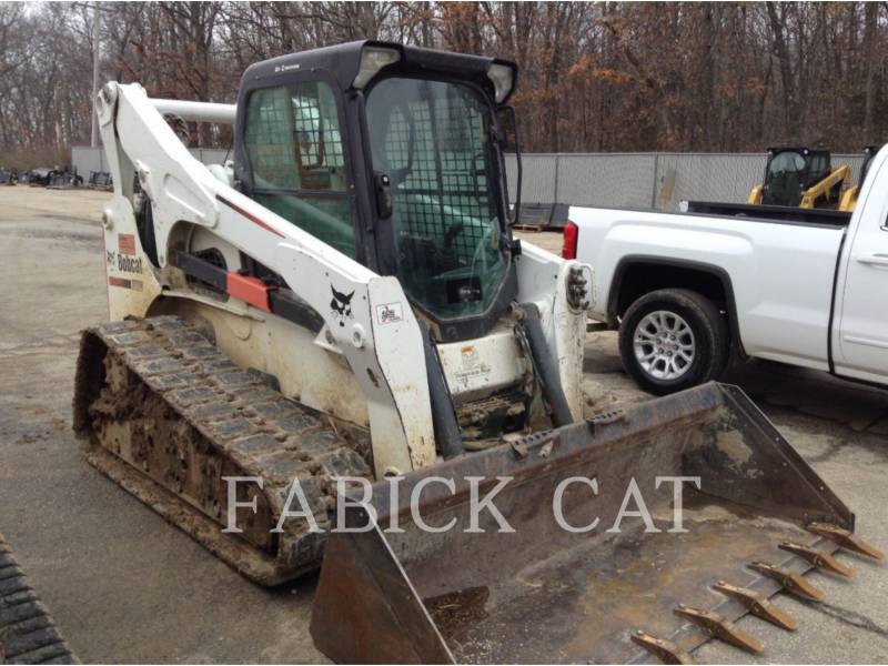 BOBCAT MULTI TERRAIN LOADERS T870 equipment  photo 1