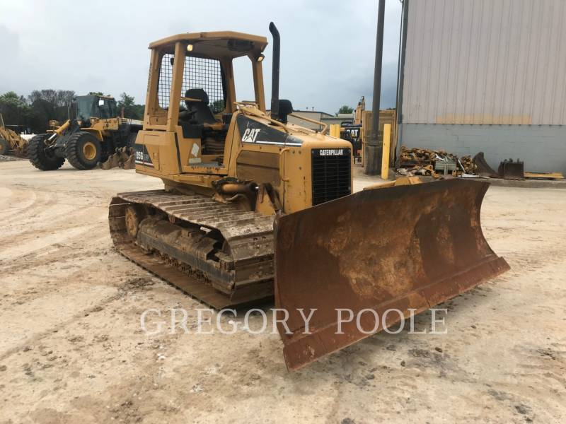 CATERPILLAR KETTENDOZER D5G LGP equipment  photo 2