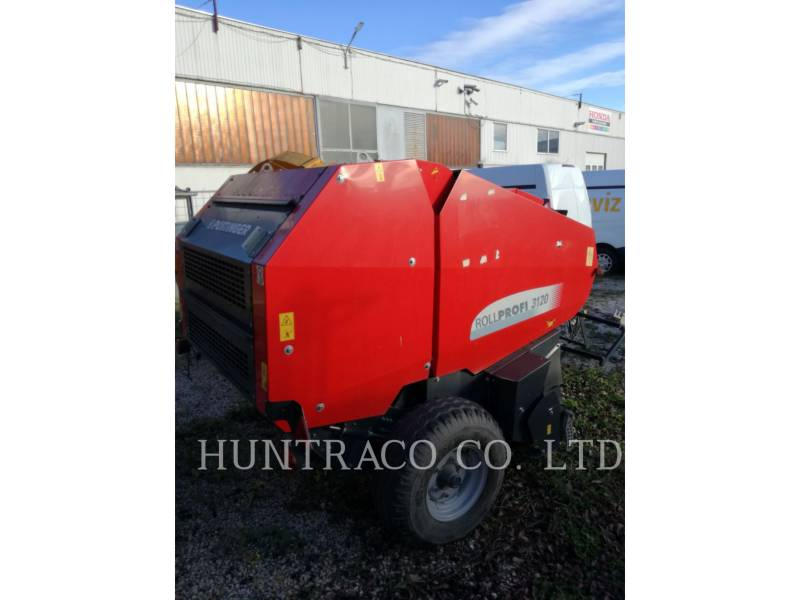 POTTINGER ROLNICTWO - INNE ROLLPROFI 3120L equipment  photo 3