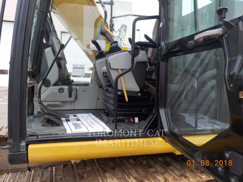 CATERPILLAR トラック油圧ショベル 318 E equipment  photo 4
