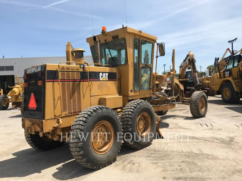 CATERPILLAR MOTOR GRADERS 160HNA equipment  photo 3