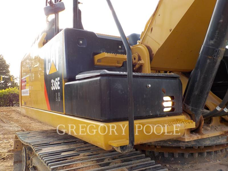 CATERPILLAR EXCAVADORAS DE CADENAS 336E H equipment  photo 6