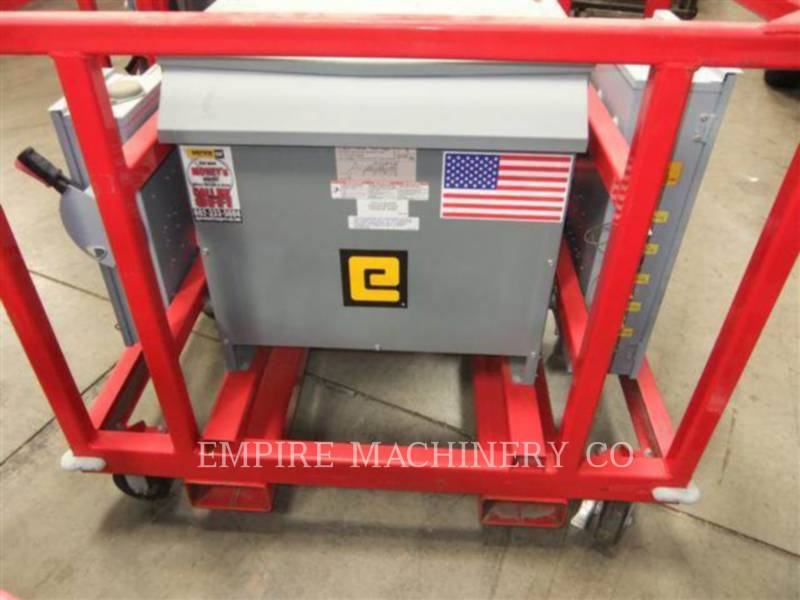 MISCELLANEOUS MFGRS EQUIPAMENTOS DIVERSOS/OUTROS 75KVA PT equipment  photo 1