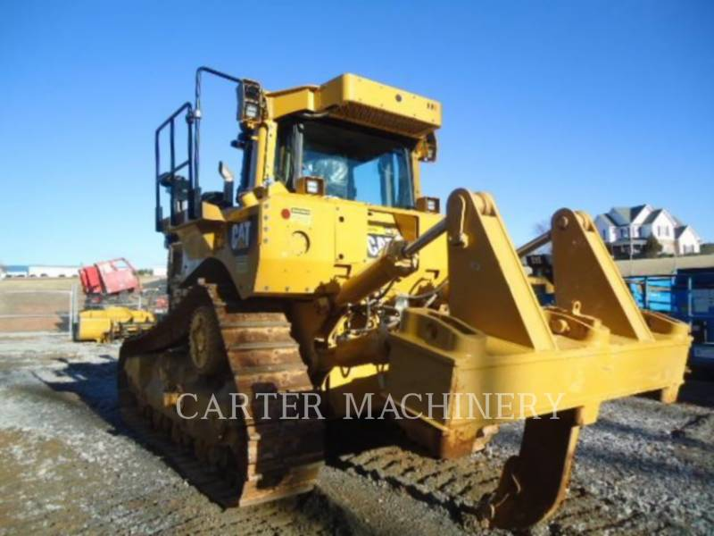 CATERPILLAR ブルドーザ D8T RIP equipment  photo 5