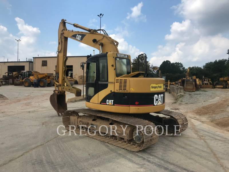 CATERPILLAR ESCAVATORI CINGOLATI 314C LCR equipment  photo 4