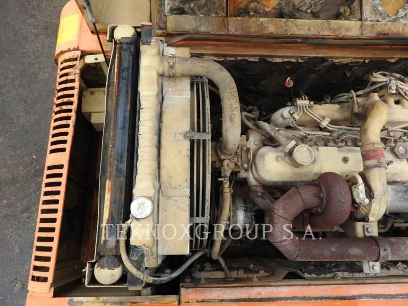 FIAT / HITACHI WHEEL EXCAVATORS FH200W equipment  photo 14