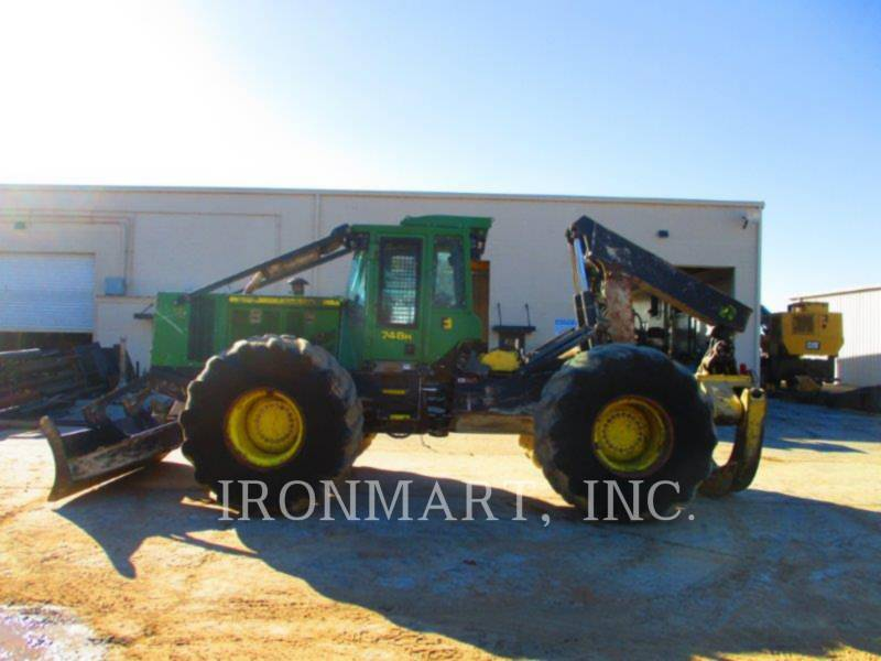 JOHN DEERE FORSTWIRTSCHAFT - HOLZRÜCKER 748H equipment  photo 1