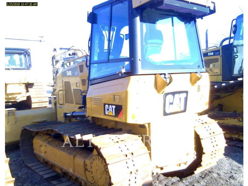 CATERPILLAR TRACK TYPE TRACTORS D4K2 LGP equipment  photo 2