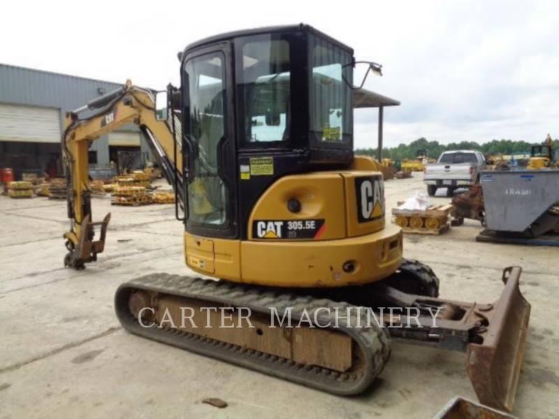 CATERPILLAR TRACK EXCAVATORS 305.5ECR equipment  photo 4