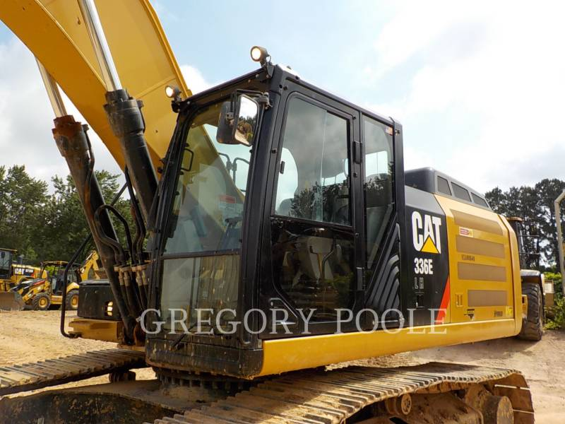 CATERPILLAR トラック油圧ショベル 336ELH equipment  photo 2