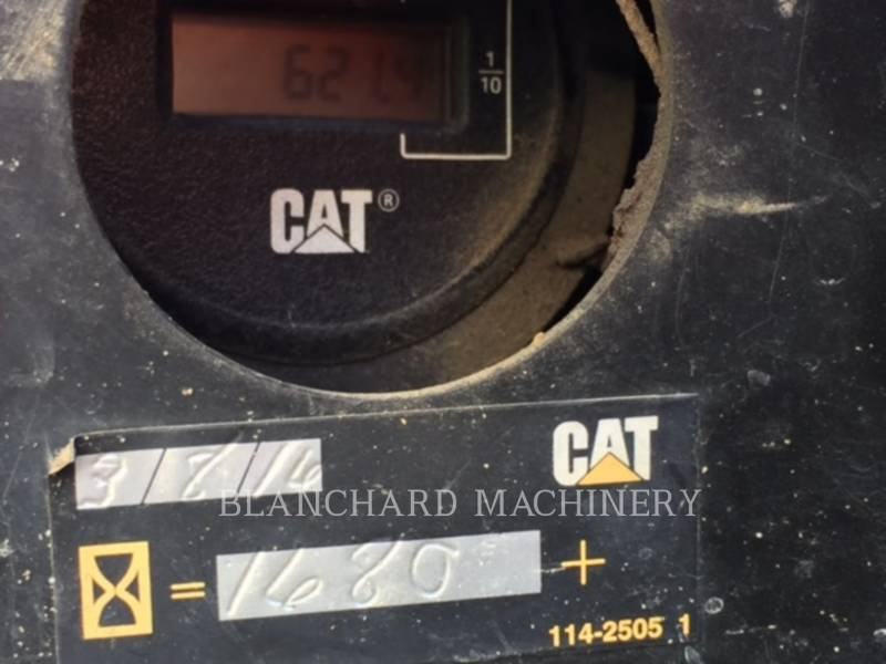 CATERPILLAR KETTEN-HYDRAULIKBAGGER 304D CR equipment  photo 6