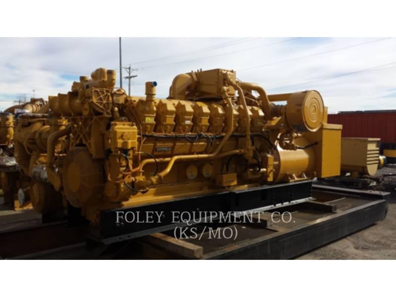 CATERPILLAR 固定式発電装置 G3516EP equipment  photo 4