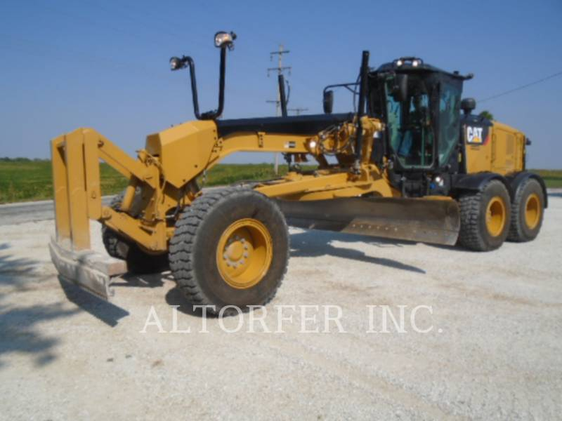 CATERPILLAR MOTORGRADERS 140M3 equipment  photo 1