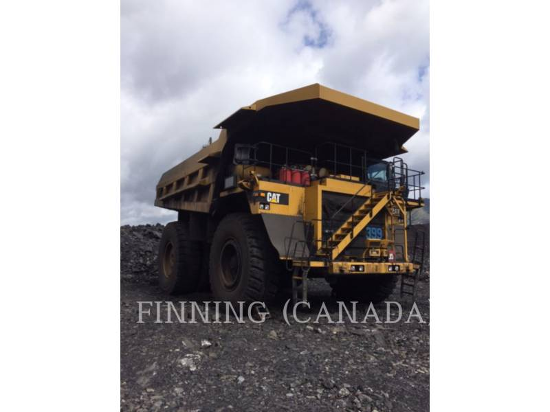 CATERPILLAR MULDENKIPPER 785D equipment  photo 1
