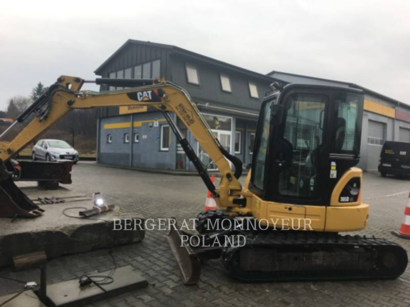CATERPILLAR KETTEN-HYDRAULIKBAGGER 305DCR equipment  photo 3