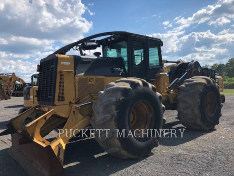 CATERPILLAR FORSTWIRTSCHAFT - HOLZRÜCKER 525C equipment  photo 1